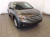 2014 Polished Metal Metallic Honda CR-V EX-L #88442647
