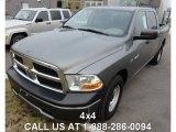 2010 Mineral Gray Metallic Dodge Ram 1500 ST Crew Cab 4x4 #88443227