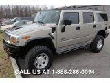 2003 Pewter Metallic Hummer H2 SUV #88443226