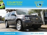 2010 Taupe Gray Metallic Chevrolet Tahoe LT #88442735