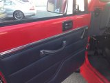1992 Jeep Wrangler S 4x4 Door Panel