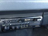 1992 Jeep Wrangler S 4x4 Audio System