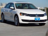 2014 Candy White Volkswagen Passat 1.8T SE #88443344