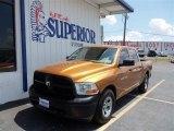 2012 Tequila Sunrise Pearl Dodge Ram 1500 ST Crew Cab #88442729