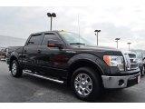 2010 Tuxedo Black Ford F150 Lariat SuperCrew #88442921