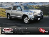 2014 Silver Sky Metallic Toyota Tundra Limited Crewmax 4x4 #88442629