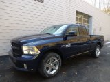 2014 True Blue Pearl Coat Ram 1500 Tradesman Quad Cab 4x4 #88443136