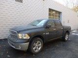 2014 Black Ram 1500 Big Horn Crew Cab 4x4 #88443134