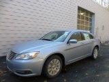 2014 Crystal Blue Pearl Chrysler 200 Touring Sedan #88443131