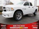 2014 Bright White Ram 1500 Express Quad Cab #88442897