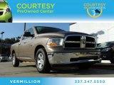 2010 Austin Tan Pearl Dodge Ram 1500 SLT Quad Cab #88443324