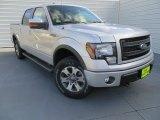 2014 Ingot Silver Ford F150 FX4 SuperCrew 4x4 #88443001