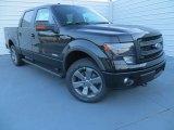 2014 Tuxedo Black Ford F150 FX4 SuperCrew 4x4 #88442998