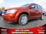 2014 Copper Pearl Dodge Journey Amercian Value Package #88493759