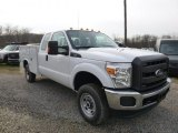 2014 Ford F250 Super Duty XL SuperCab 4x4 Utility Truck Data, Info and Specs