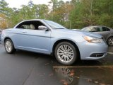 2014 Chrysler 200 Limited Convertible Front 3/4 View