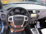2014 Chrysler 200 Limited Convertible Dashboard