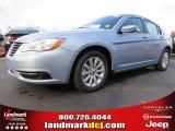 2014 Crystal Blue Pearl Chrysler 200 Touring Sedan #88493746