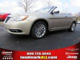 2014 Cashmere Pearl Chrysler 200 Limited Convertible #88493740