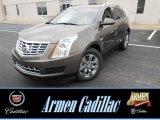 2014 Terra Mocha Metallic Cadillac SRX Luxury #88493513
