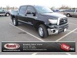 2012 Black Toyota Tundra SR5 CrewMax 4x4 #88493509