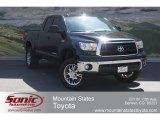 2011 Black Toyota Tundra TRD Double Cab 4x4 #88493505