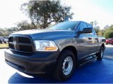 2012 Mineral Gray Metallic Dodge Ram 1500 ST Quad Cab #88493658