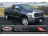 2014 Magnetic Gray Metallic Toyota Tundra SR5 Double Cab 4x4 #88493482
