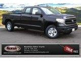 2014 Black Toyota Tundra SR5 Double Cab 4x4 #88493480