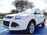 2014 Oxford White Ford Escape SE 1.6L EcoBoost #88493646