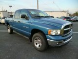 Atlantic Blue Pearl Dodge Ram 1500 in 2003