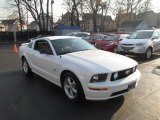 2007 Performance White Ford Mustang GT Premium Coupe #88493965