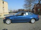 2006 Mystic Blue Metallic BMW 3 Series 325xi Sedan #88493454