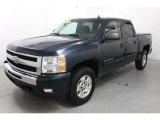 2010 Chevrolet Silverado 1500 Imperial Blue Metallic