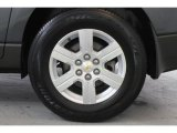 Chevrolet Traverse 2010 Wheels and Tires