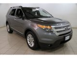 2011 Sterling Grey Metallic Ford Explorer XLT #88493949