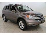 2011 Urban Titanium Metallic Honda CR-V EX-L 4WD #88493942