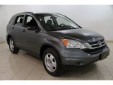2011 Polished Metal Metallic Honda CR-V LX 4WD #88493939