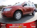 2014 Copper Pearl Dodge Journey Amercian Value Package #88493762