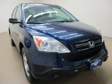 2007 Royal Blue Pearl Honda CR-V LX 4WD #88493525