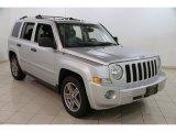 2007 Bright Silver Metallic Jeep Patriot Limited 4x4 #88532202
