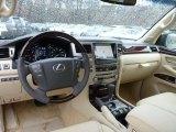 2014 Lexus LX Interiors