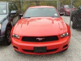 2012 Race Red Ford Mustang V6 Coupe #88531719