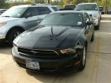 2011 Ebony Black Ford Mustang V6 Coupe #88531684