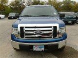 2010 Blue Flame Metallic Ford F150 XLT SuperCrew #88531683