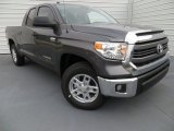 2014 Magnetic Gray Metallic Toyota Tundra SR5 Double Cab #88531990