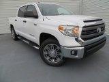 2014 Super White Toyota Tundra SR5 Crewmax #88531989