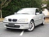 2003 Titanium Silver Metallic BMW 3 Series 330xi Sedan #88532264