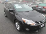 2012 Black Ford Focus SE Sport Sedan #88531663