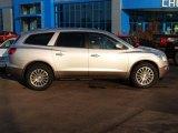 2010 Quicksilver Metallic Buick Enclave CXL #88531654